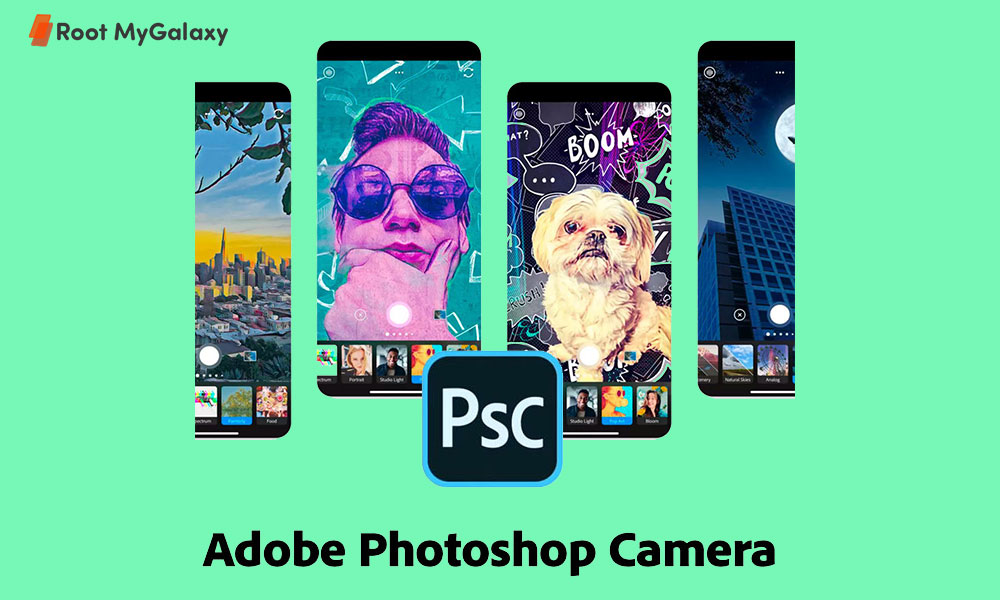 Adobe Photoshop Camera APK for Android is available (Download)