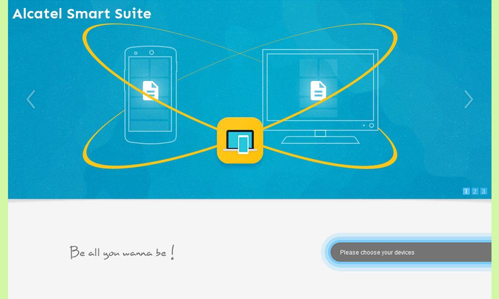 Download Alcatel Smart Suite (All Versions)