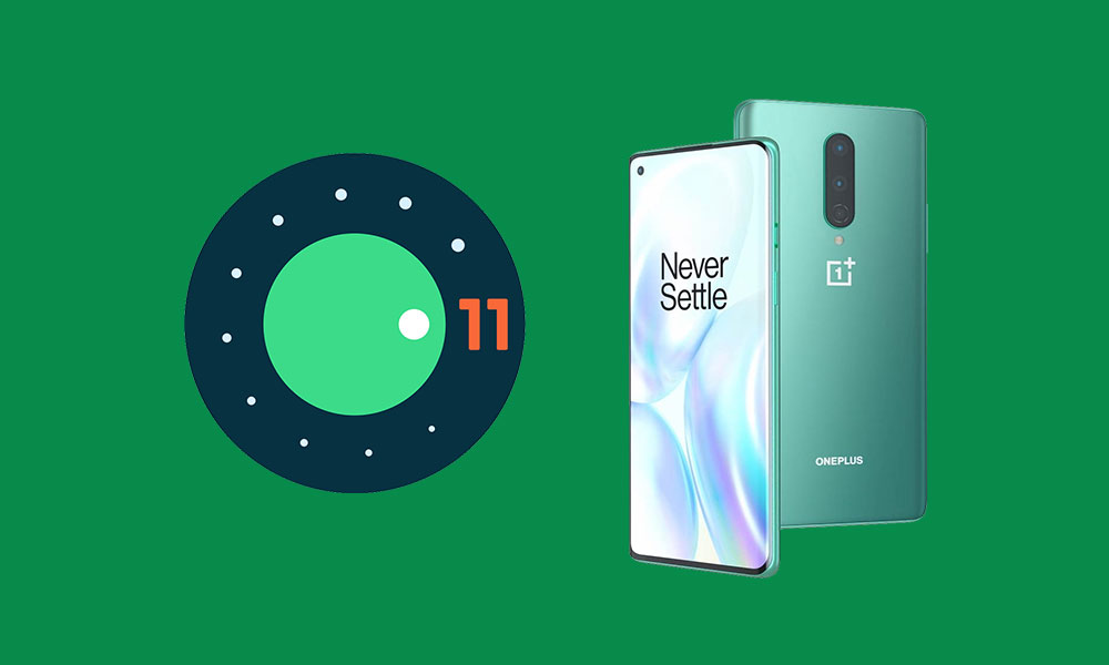 Download and Install Android 11 Beta For OnePlus 8 and OnePlus 8 Pro