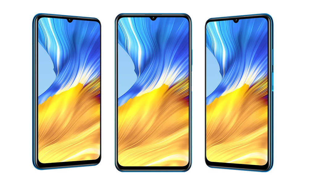 Honor X10 Max official renders surfaced online