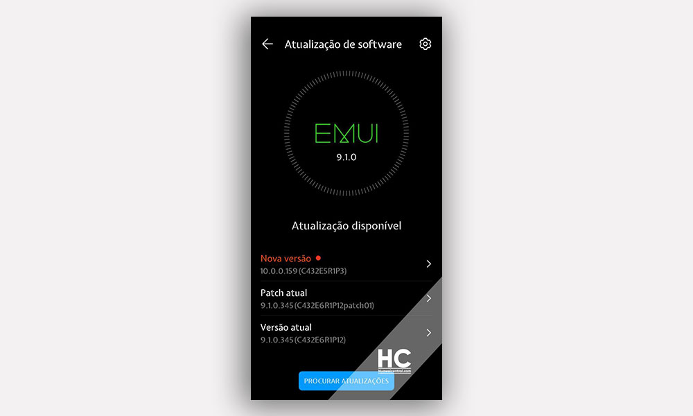 Huawei Mate 10 (Pro) gets EMUI 10 update in Mexico with version 10.0.0.159