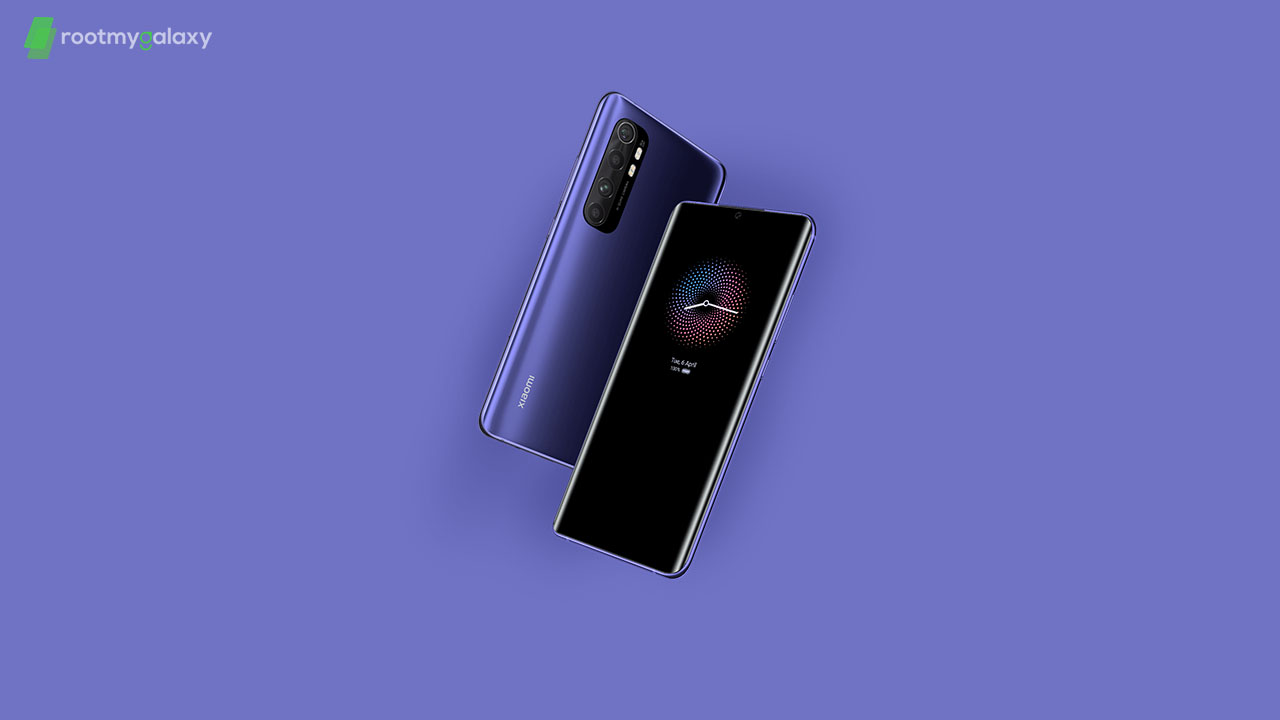 Mi Note 10 Lite getting May security update with version V11.0.4.0.QFNMIXM