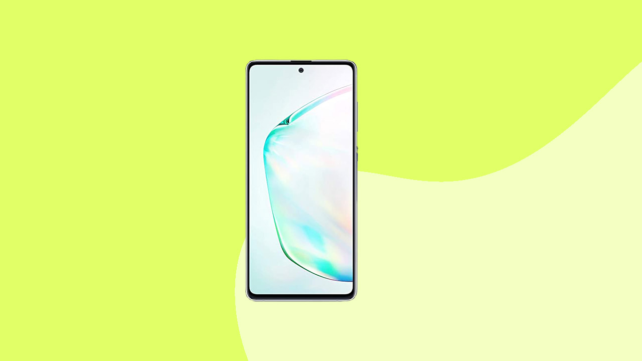 Download N770FXXU3BTF1: Galaxy Note 10 Lite June 2020 Security Patch (Europe)