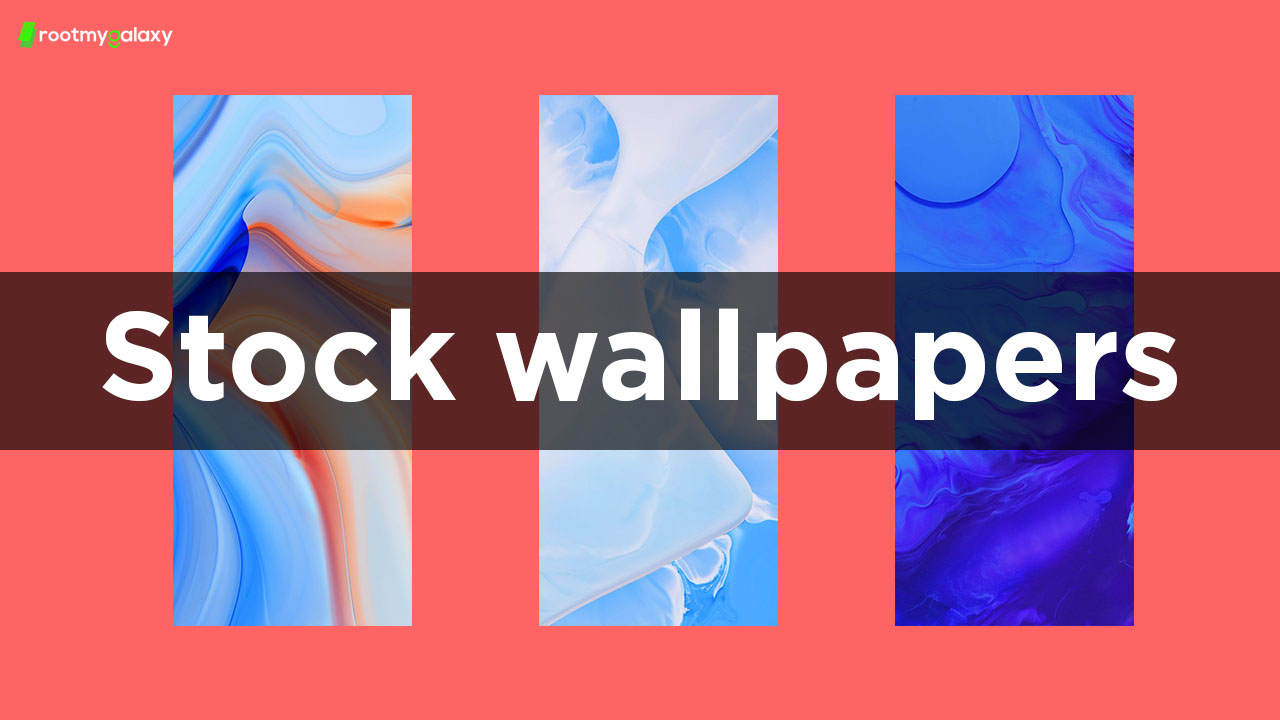 Oppo Reno 4 Pro Stock Wallpapers [FHD+]