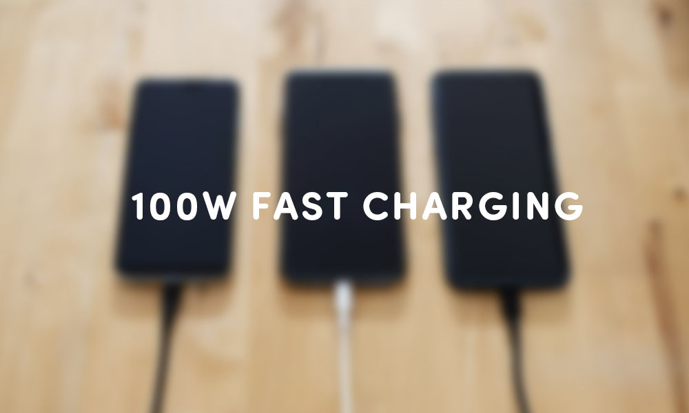 Xiaomi 100W fast charging phone may become reality by the end of 2020