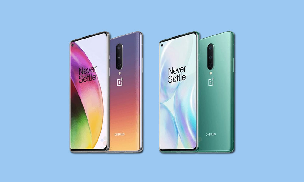 Download OnePlus 8 & 8 Pro Android 11 Beta 2 Update