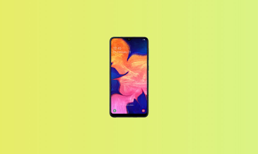 A105MUBS5BTF1: June 2020 Security Patch for Galaxy A10 rollout begins