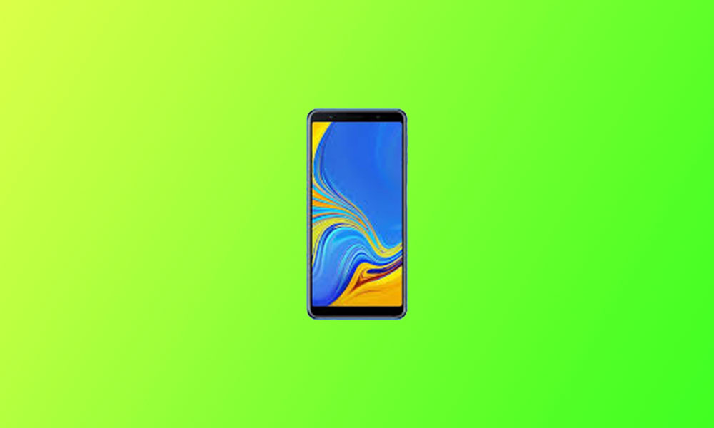 A750FXXU4CTG1: Galaxy A7 2018 receives July security update in the Middle East
