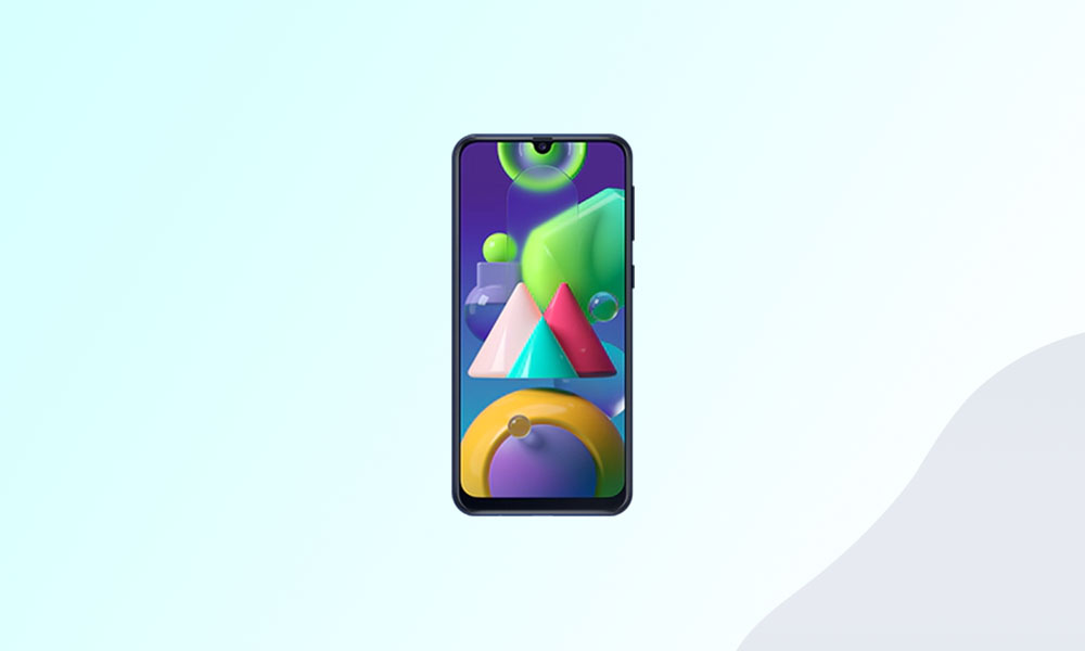 M215FXXS2ATG1: Galaxy M21 receives July security update (East Asia)