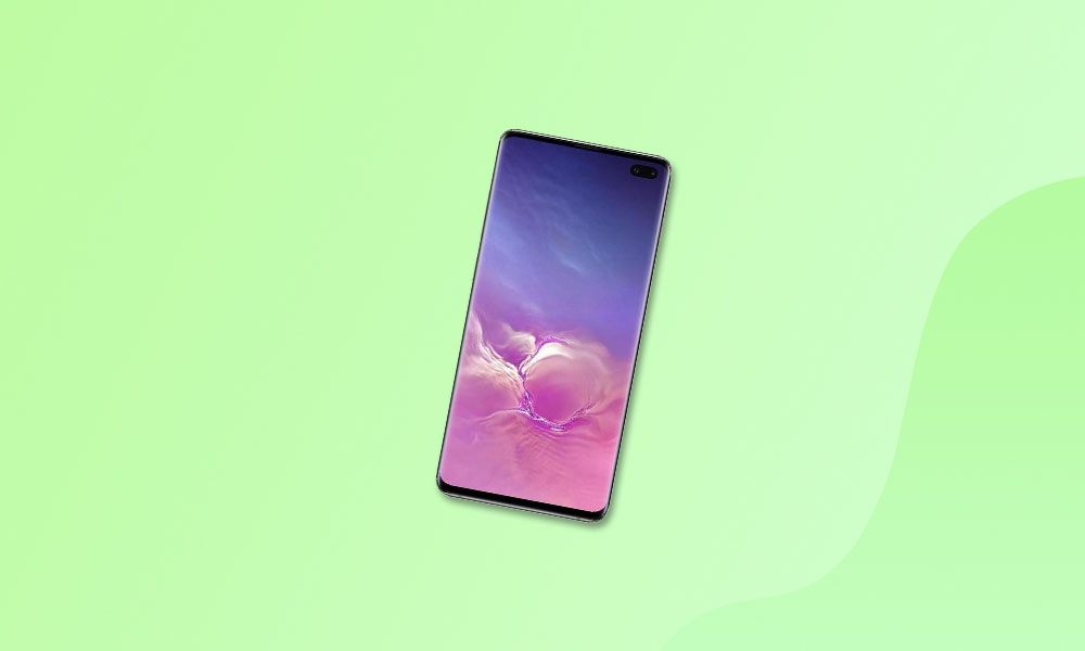 Samsung Galaxy S10 Plus gets G975USQS4DTF6 July Security Patch (US Carrier)
