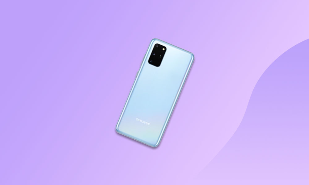 Galaxy S20 Plus updated to G985FXXU3ATG4 July security in Europe
