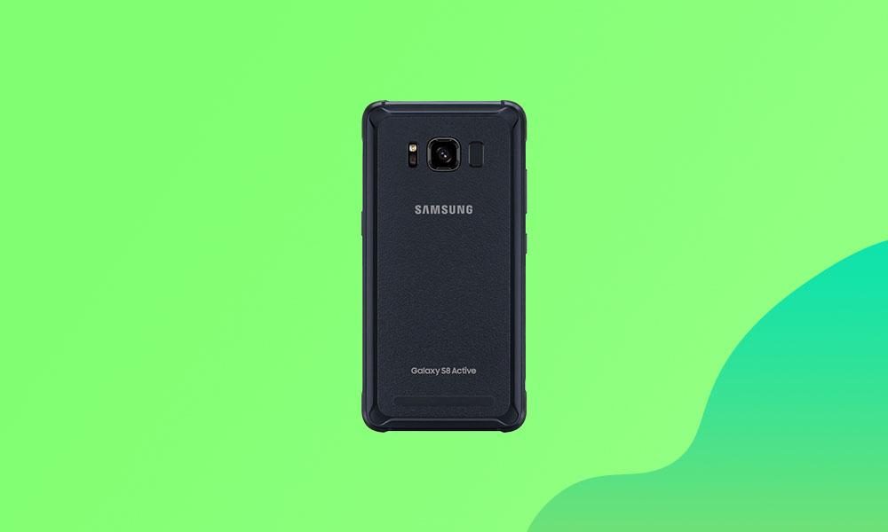 G892USQU6CTF3: Sprint Galaxy S8 Active June 2020 Security Patch update