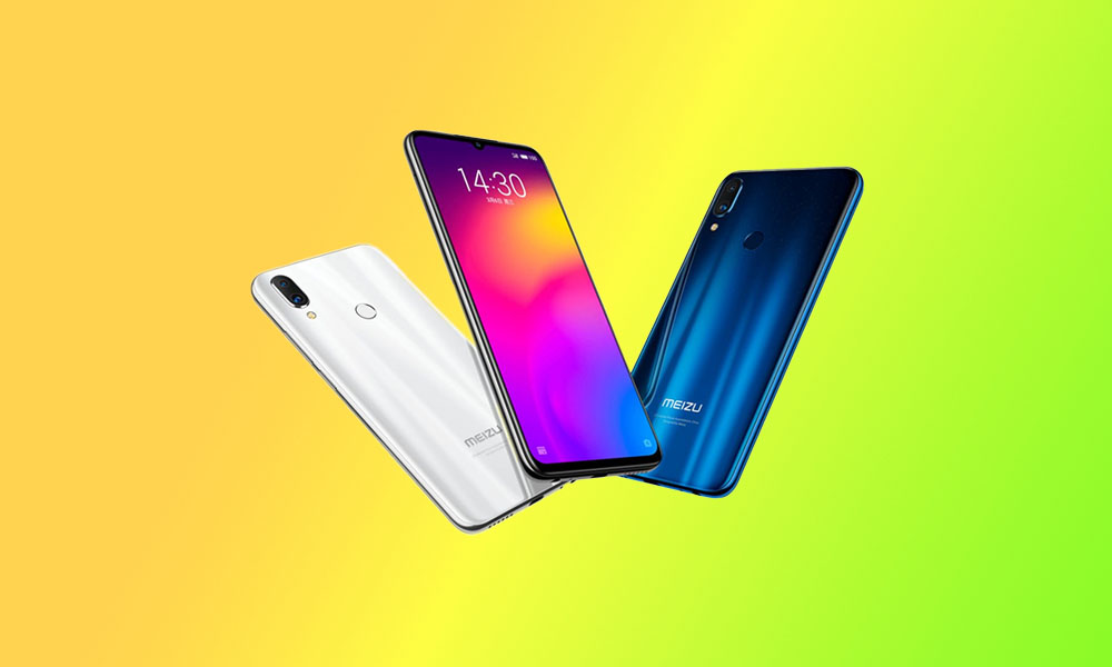 Lineage OS 17.1 for Meizu Note 9 (Android 10 Q)