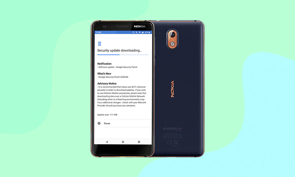 Nokia 5.1 and Nokia 3.1 receiving June security patch via OTA