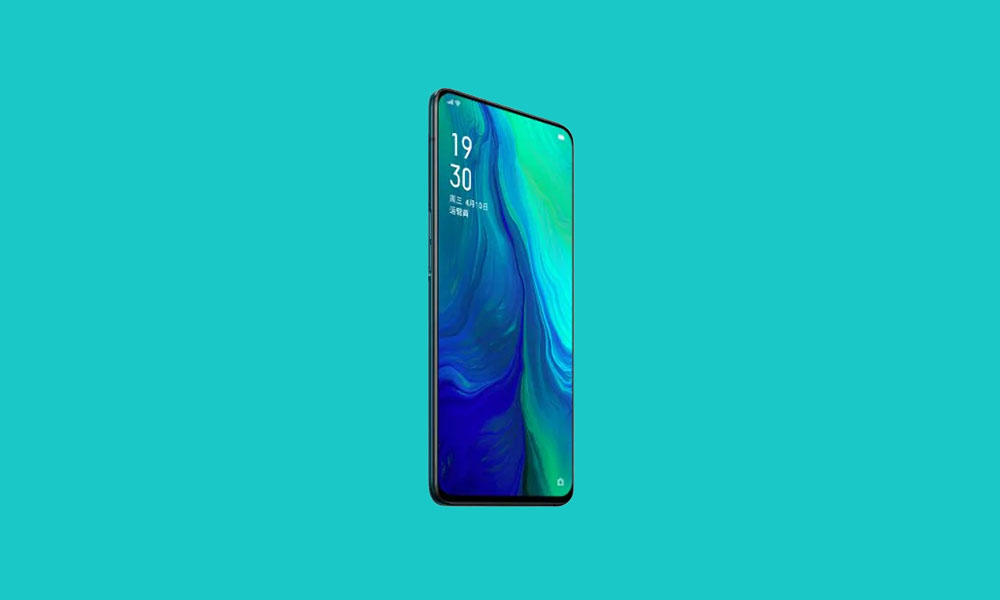 OPPO Reno 10x Zoom grabs ColorOS 7 July 2020 Security Patch (C.28)