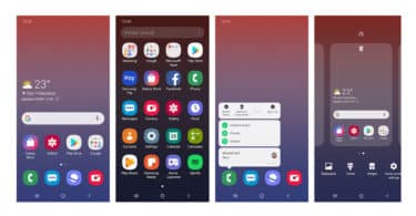 One UI 2.1 Launcher APK from Galaxy S20 series {Latest Download}