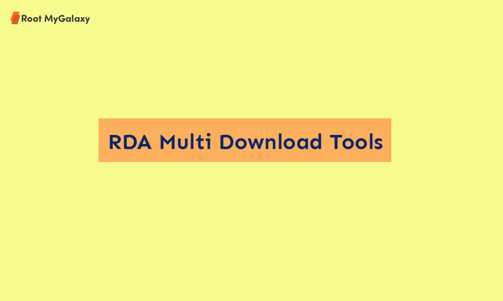 RDA Multi Download Tools | Download Latest (All versions included)