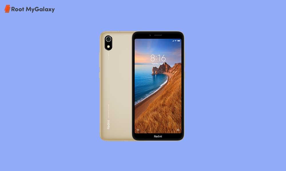 Xiaomi Redmi 7A bags June 2020 Security Patch