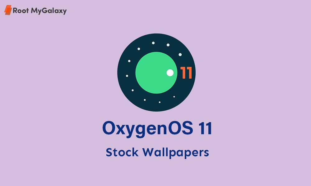 Download OxygenOS 11 Stock and Live Wallpapers [FHD+]