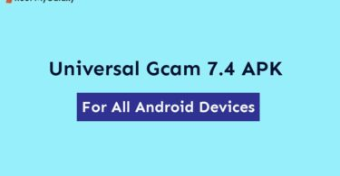 Download Universal Gcam 7.4 APK by Arnova (Works on all Android)