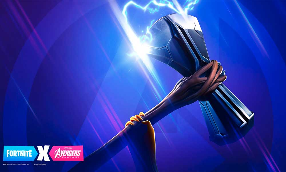 Fortnite: Where Can I Find Thor's Hammer Mjölnir