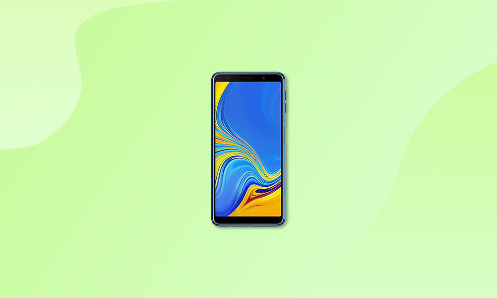A750GNDXU6CTH3: August 2020 Security Patch for Galaxy A7 2018