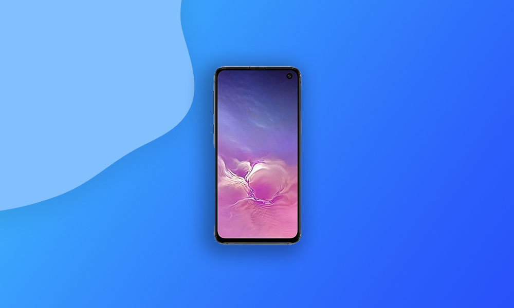 G970FXXU8CTG4: Galaxy S10E gets July Security Patch (Europe/Asia)