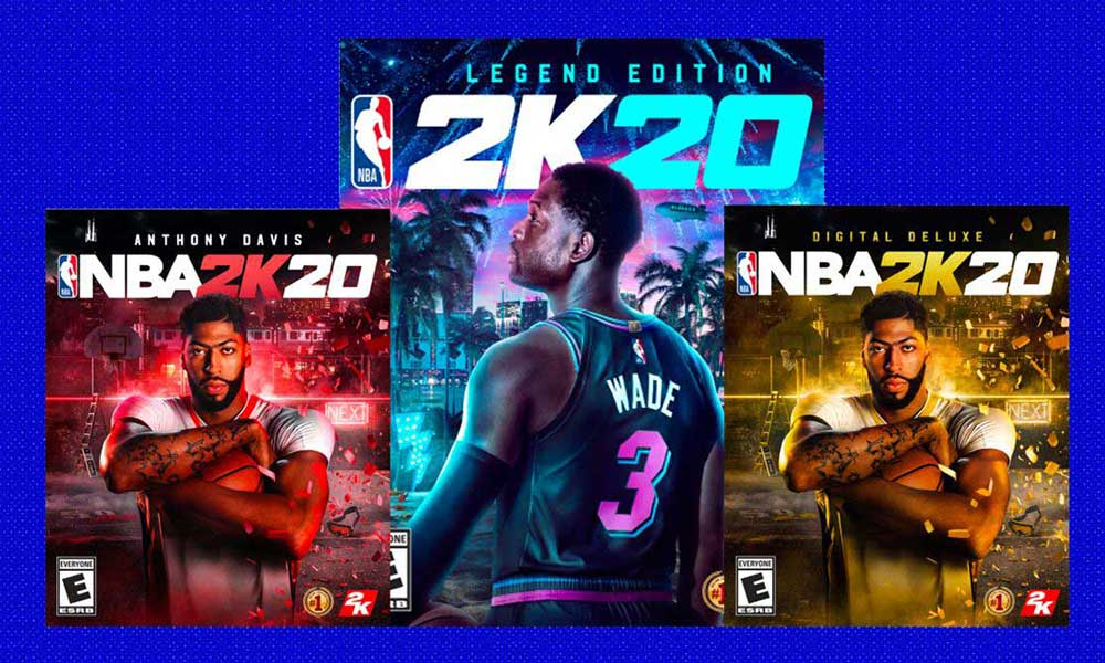 NBA 2K19 / 2K20: How to Fix Error 56d85bb8 on Xbox