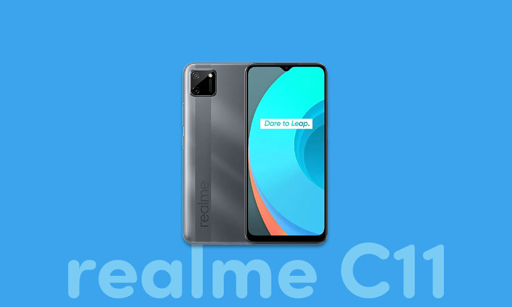 Realme updates Realme C11 with July security patch (RMX2185_11_A.67 Ozip)