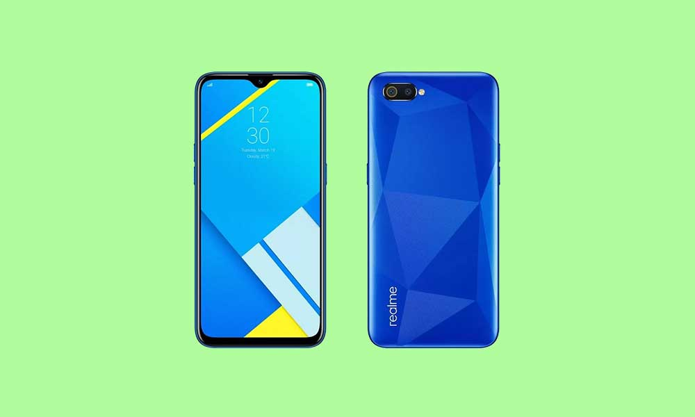 Realme C2 gets Realme UI (Android 10) update for the beta testers