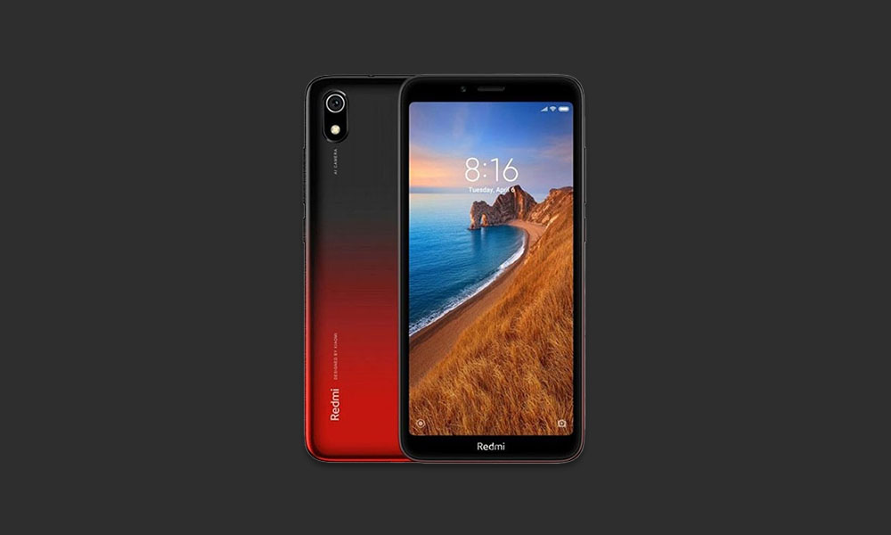 Redmi 7A gets MIUI 11.0.2.0 India stable ROM with August 2020 security (V11.0.2.0.QCMINXM)