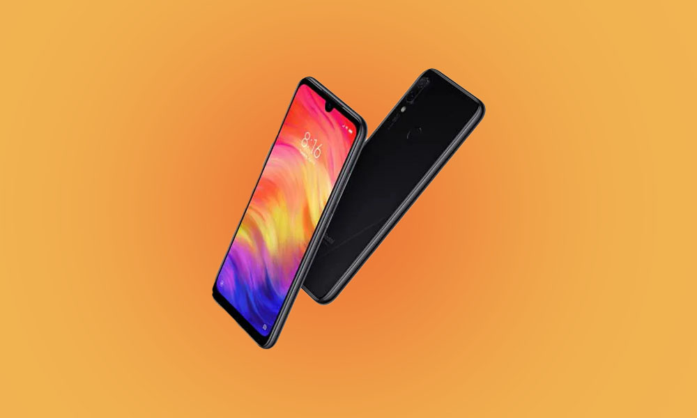 Redmi Note 7 Pro gets MIUI 11.0.2.0 India stable ROM with July 2020 security (V11.0.2.0.QFHINXM)
