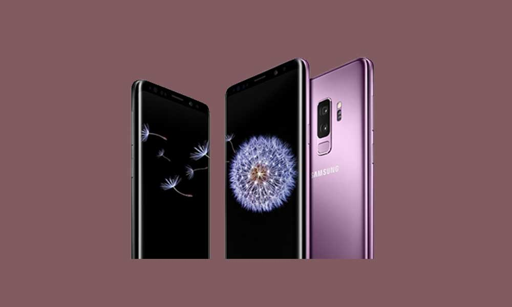 US Unlocked Samsung Galaxy S9 and S9 Plus One UI 2.1 update is live, gets July 2020 Patch