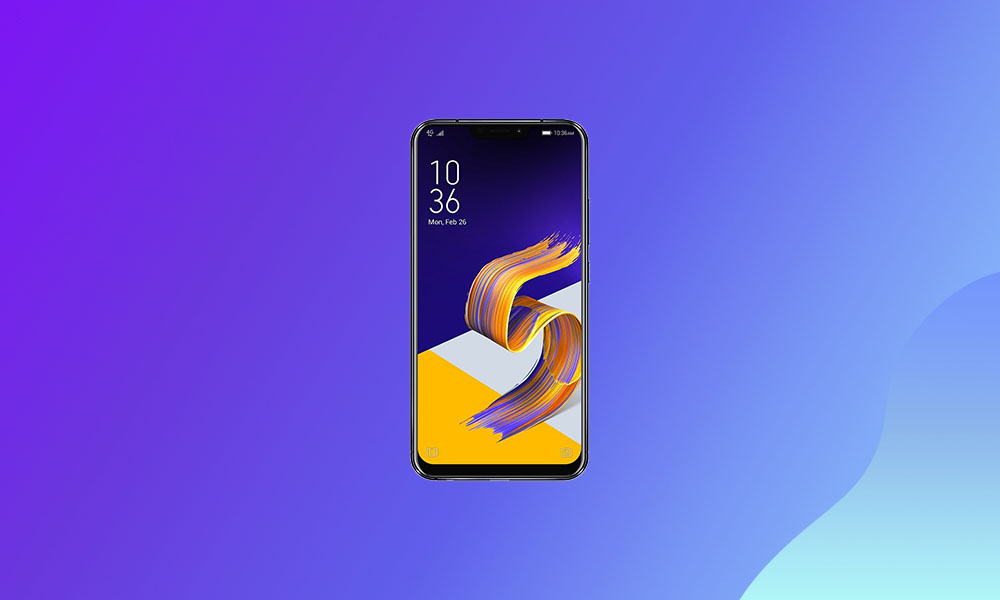 Asus Zenfone 5Z July 2020 Security Patch with version 100.10.107.92 (ZS620KL)