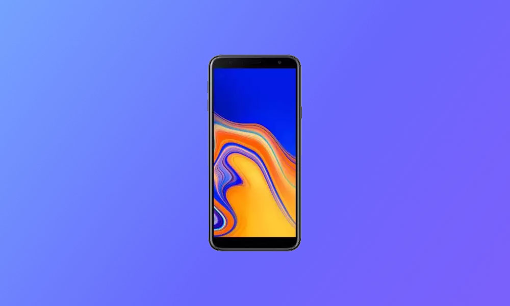 J415GUBS6BTH2: Galaxy J4 Plus receives September Security Patch in South America