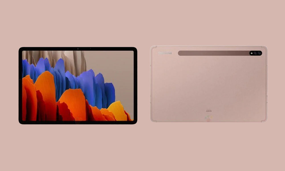 T970XXU1ATI2: Galaxy Tab S7+ WiFi receives September Security Patch