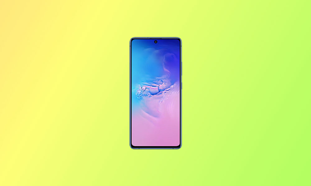 G770FXXU3CTH4: Samsung Galaxy S10 Lite bags One UI 2.5 based Android 10 Update