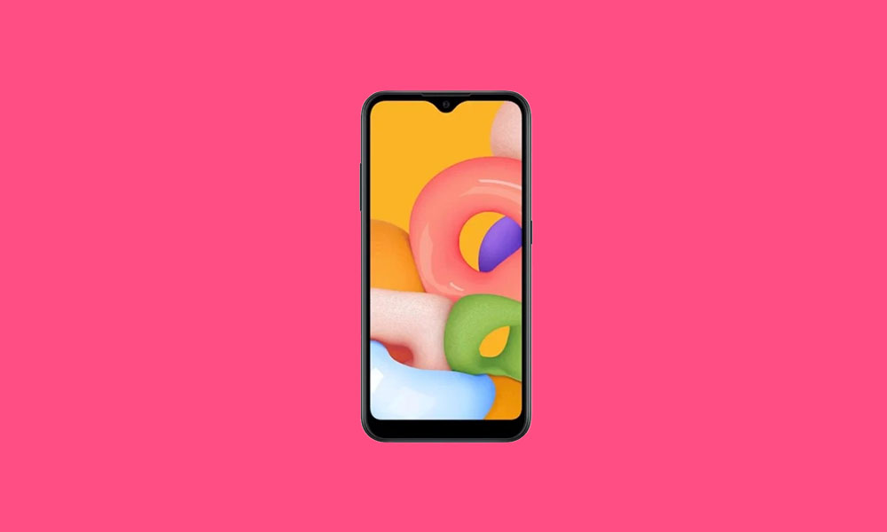A015FXXU3ATI2: Galaxy A01 September Security Patch 2020
