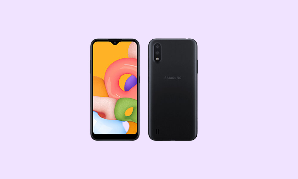 August Security 2020: A013MUBU1ATH3 For Galaxy A01 Core (South America)