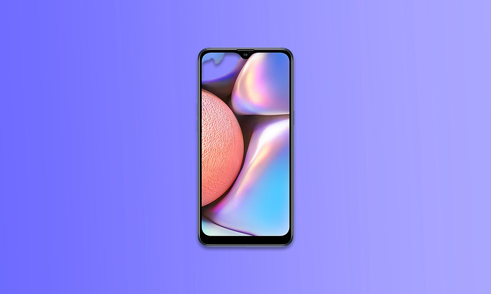 September Security Patch 2020: A107FXXS7BTI6 For Galaxy A10S (Asia/MEA)