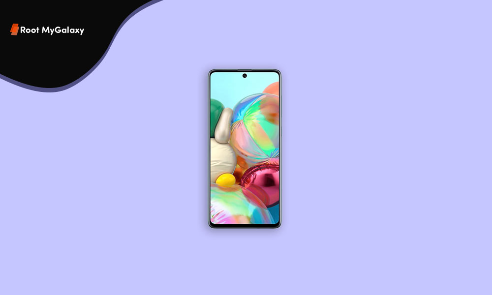September Security Patch 2020 Update: A716USQU2ATH7 For T-Mobile Galaxy A71 5G