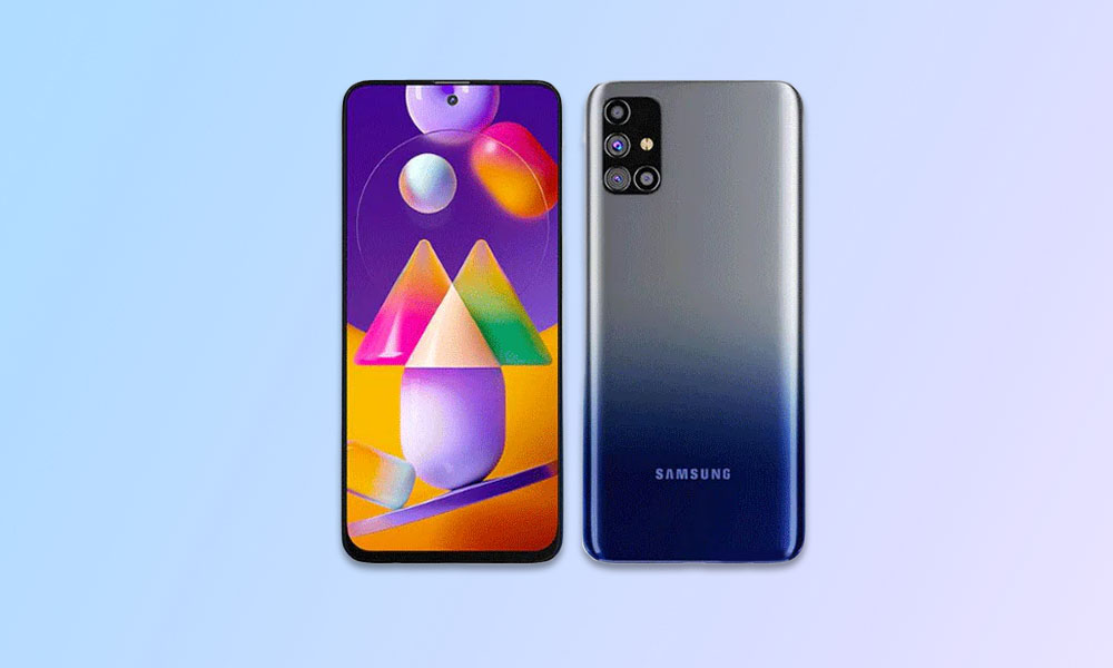How to Unlock bootloader and Root Galaxy M31s (No TWRP)