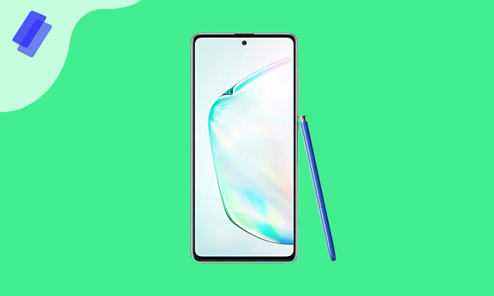 N770FXXS5BTG9: Galaxy Note 10 Lite August Security 2020 patch (Global)