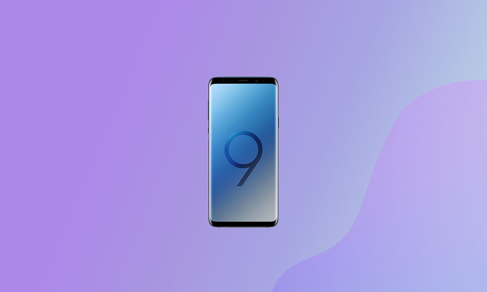 September Security Patch 2020: G960USQS8ETH5 For Sprint / T-Mobile Galaxy S9