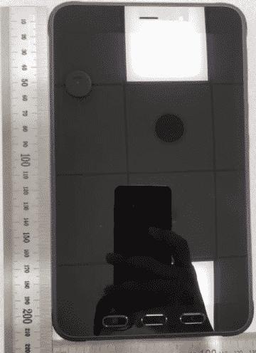 Galaxy Tab Active 3 - live image