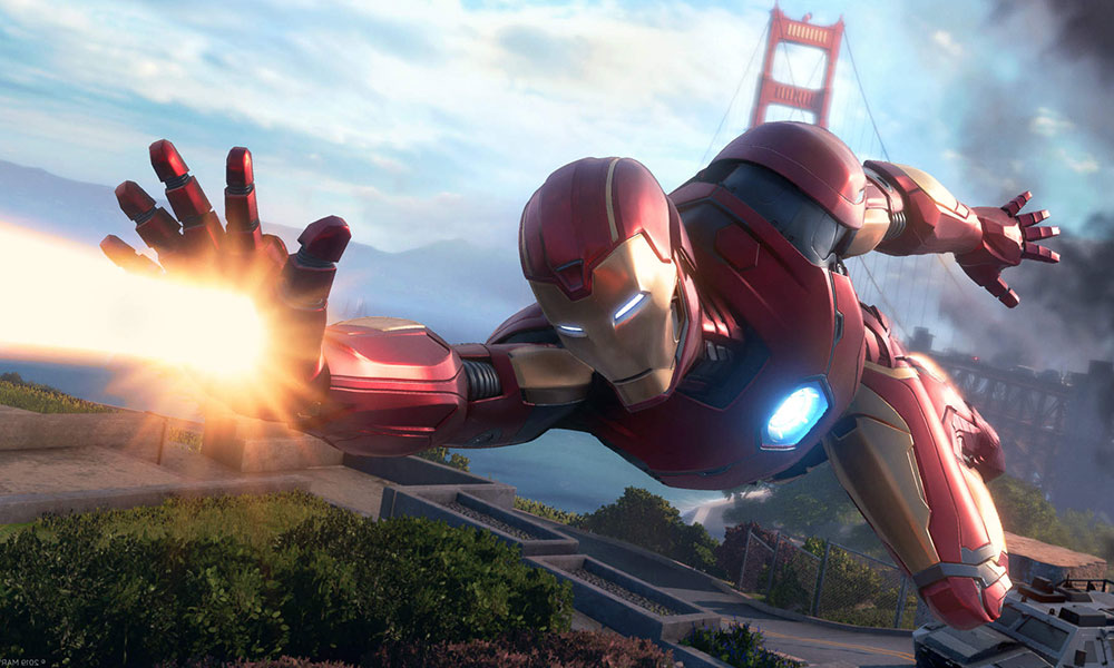 How To Get Starktech Outfits Mission In Marvel's Avengers