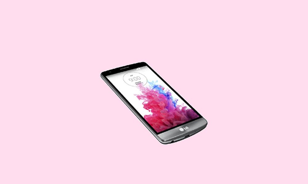 Verizon LG G3: September security patch 2020 (VS9854CB)