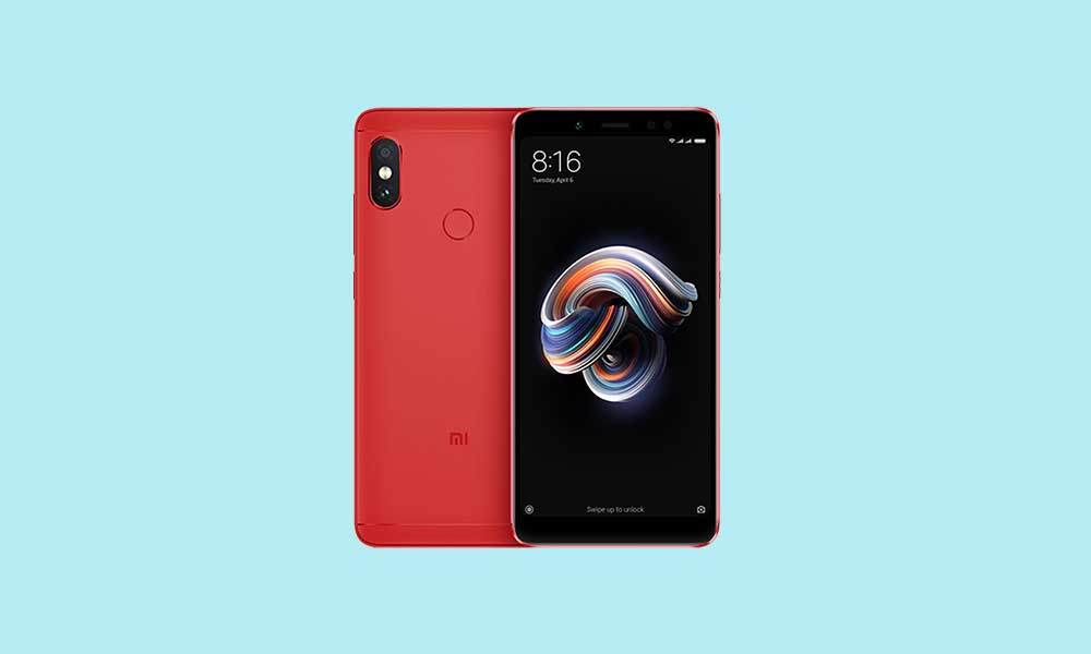 LineageOS 18: Download and Install for Redmi Note 5 Pro