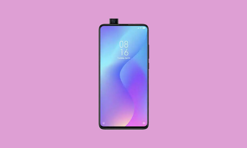 V12.0.2.0.QFKRUXM: Mi 9T Pro MIUI 12.0.2.0 Russia Stable ROM (September Security Patch 2020)