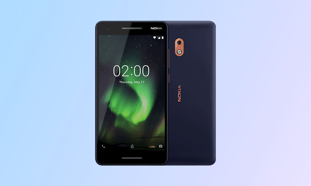 Nokia 2.1 Software Update Tracker